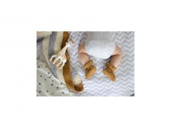 Dětská deka,Grey-Ivory-Tan 3