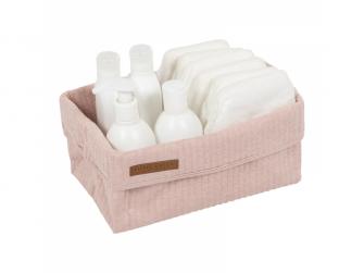 Koš na kosmetiku - pure pink 2