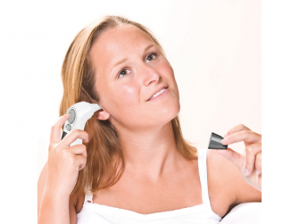 Teploměr digitální infračervený ušní / čelní 5