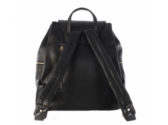 THOR BLACK - kožený batoh 3