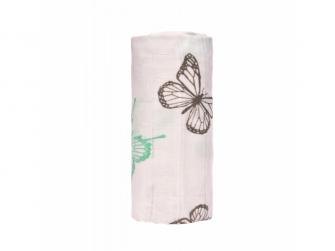 BIO Velká bambusová osuška, butterflies/motýlci
