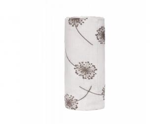 BIO Velká bambusová osuška, dandelions/pampelišky