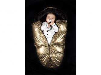 Fusak Baby Shelter Shiny Gold 3