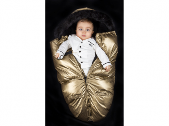 Fusak Baby Shelter Shiny Gold 2