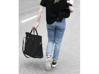 Přebalovací taška Urban Sherpa Bag All Black 7
