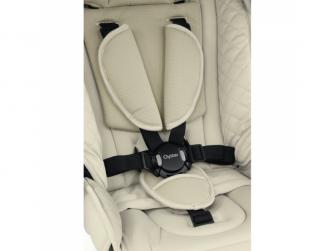 3 Limitovaná edice 6 v 1 VANILLA kočár + hl.korba + autosedačka + adaptéry + fusak + taška 3