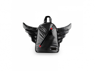 Batoh Mini Wings Black
