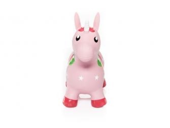 Hopsadlo Skippy, Unicorn-Pink 3