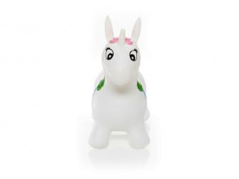 Hopsadlo Skippy, Unicorn-White 2