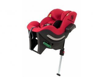 Autosedačka SKY (40-125cm, 0-25 kg) červená 2