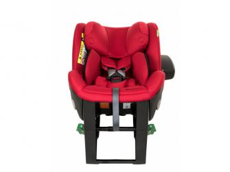 Autosedačka SKY (40-125cm, 0-25 kg) červená 3