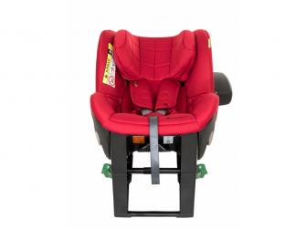 Autosedačka SKY (40-125cm, 0-25 kg) červená 4