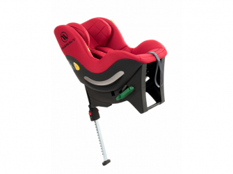 Autosedačka SKY (40-125cm, 0-25 kg) červená 5