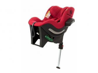 Autosedačka SKY (40-125cm, 0-25 kg) červená 6