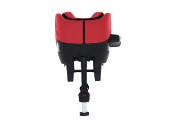 Autosedačka SKY (40-125cm, 0-25 kg) červená 8