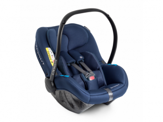 Autosedačka PIXEL (45-86cm, 0-13kg) 2020 modrá 2
