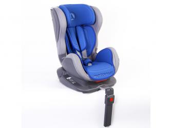 Autosedačka ISOFIX Glider Fit (9-18) šedá / modrá