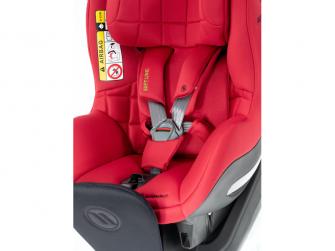 Autosedačka AEROFIX (67-105cm) 2020 červená 11