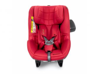 Autosedačka AEROFIX (67-105cm) 2020 červená 2