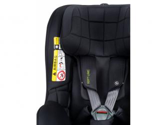 Autosedačka AEROFIX RWF (67-105cm) 2020 černá 11