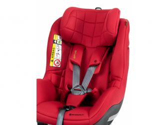 Autosedačka AEROFIX RWF (67-105cm) 2020 červená 17