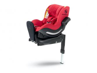Autosedačka AEROFIX RWF (67-105cm) 2020 červená 5