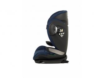 Autosedačka MAX SPACE ISOFIX 15-36 kg/100-150 cm modrá 6