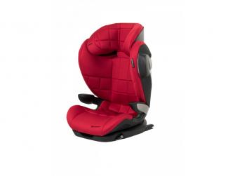 Autosedačka MAX SPACE ISOFIX 15-36 kg/100-150 cm červená 3
