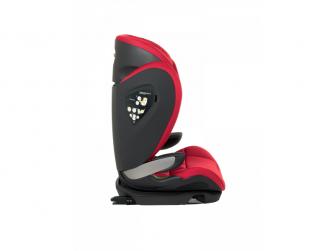 Autosedačka MAX SPACE ISOFIX 15-36 kg/100-150 cm červená 5