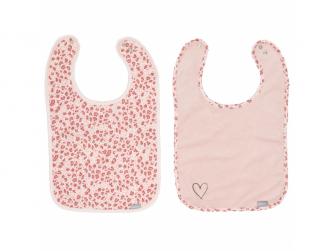 Bryndáčky Leopard Pink 2ks