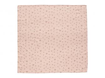 Mušelínová plenka 70x70 cm set 3ks Fabulous Wish Pink 3