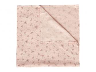 Mušelínová plenka 70x70 cm set 3ks Fabulous Wish Pink 4