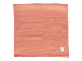 Mušelínová plenka 70x70 cm set 3ks Fabulous Wish Pink 6