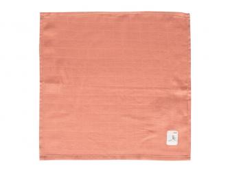 Mušelínová žínka na obličej 3ks Fabulous Wish Pink 2