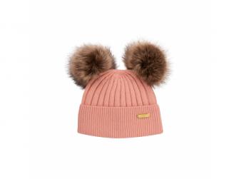 Čepice Pink 0-12 měsíců 2