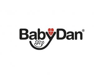 Dětská háčkovaná bavlněná deka Babydan Grey,75x100cm 3