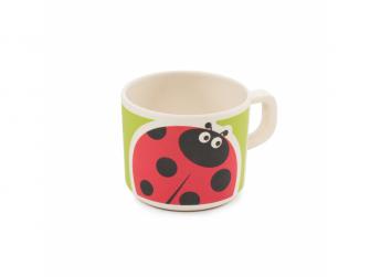 Bambusový hrníček, Ladybird