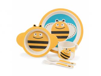 Bambusová sada nádobí, Bee