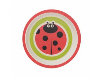 Bambusový talířek, Ladybird