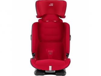 Autosedačka Advansafix IV R, Fire Red 13