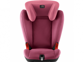 Autosedačka Kidfix SL Black, Wine Rose 3