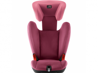 Autosedačka Kidfix SL Black, Wine Rose 4
