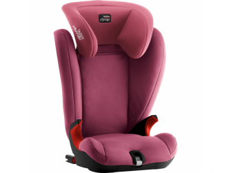 Autosedačka Kidfix SL Black, Wine Rose 5