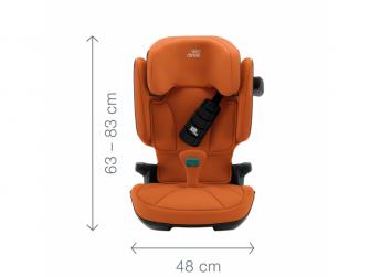 Autosedačka Kidfix i-Size, Atlasntic Green 2