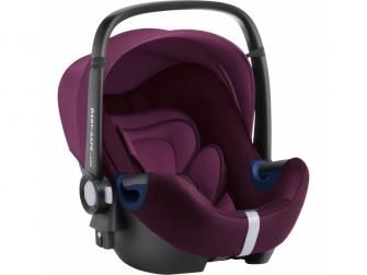 Autosedačka Baby-Safe 2 i-Size, Burgundy Red 4