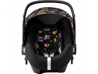 Autosedačka Baby-Safe 2 i-Size, Comic Fun 3