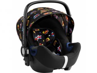 Autosedačka Baby-Safe 2 i-Size, Comic Fun 4