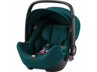 Autosedačka Baby-Safe iSense, Atlasntic Green