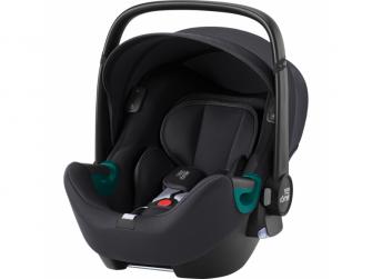 Autosedačka Baby-Safe iSense, Fossil Grey