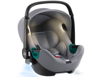 Autosedačka Baby-Safe iSense, Frost Grey